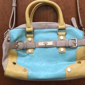 Melie Bianco vegan leather purse